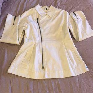White Roxy Jacket